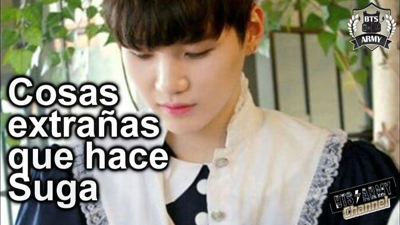 Momentos Absurdos de SUGA | BTS Channel