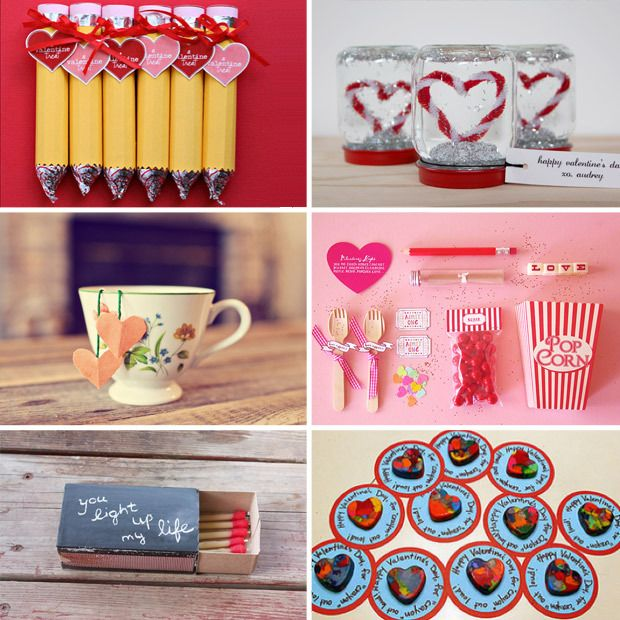 Cute Diy Presents For Your Valeintin For Him  Yahoo Image Search