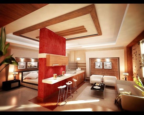 Studio apartment design ideas innovative interior kitchen set house best free home idea  inspiration also and images bedrooms cottage diy for rh pinterest