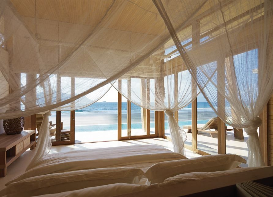 Six Senses Con Dao Resort Picture Gallery My Ideal Home Con Dao Beach Bedroom