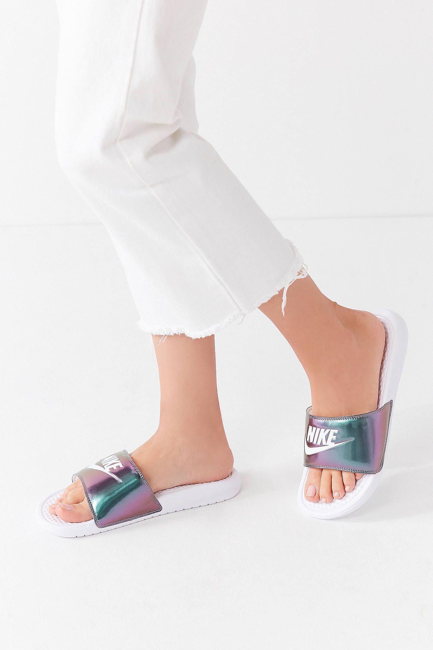 Nike Benassi JDI Print Slide