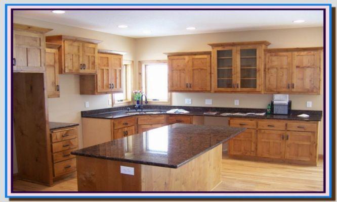 alder kitchen cabinets, Clear | Kitchen design, Alder ...