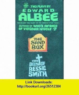 a literary analysis of the sandbox by edward albee Unlike most editing & proofreading services, we edit for everything: grammar, spelling, punctuation, idea flow, sentence structure, & more get started now.