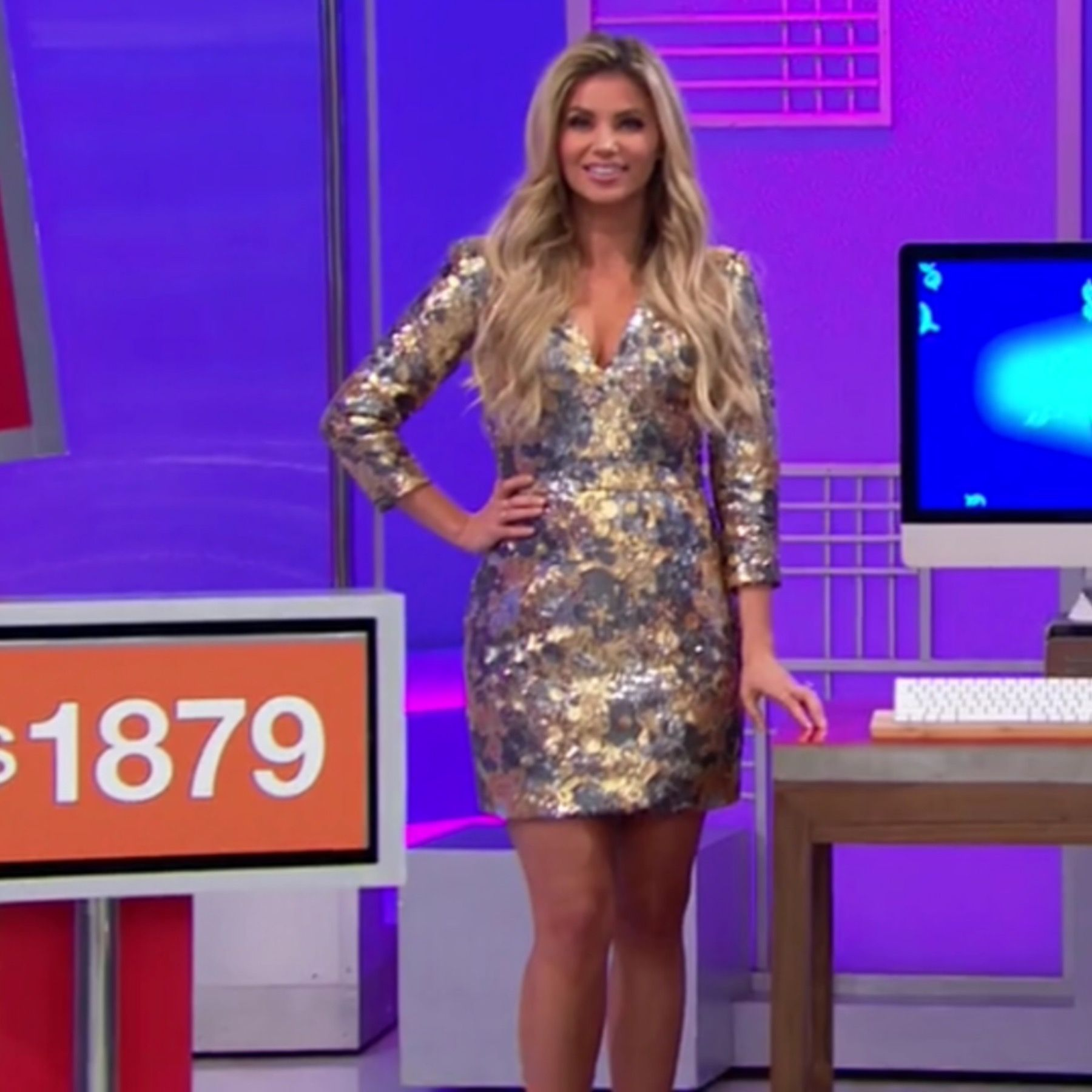 Amber Lancaster From The Price Is Right amber lancaster - the price is right (4/3/2019) ♥️ | amber