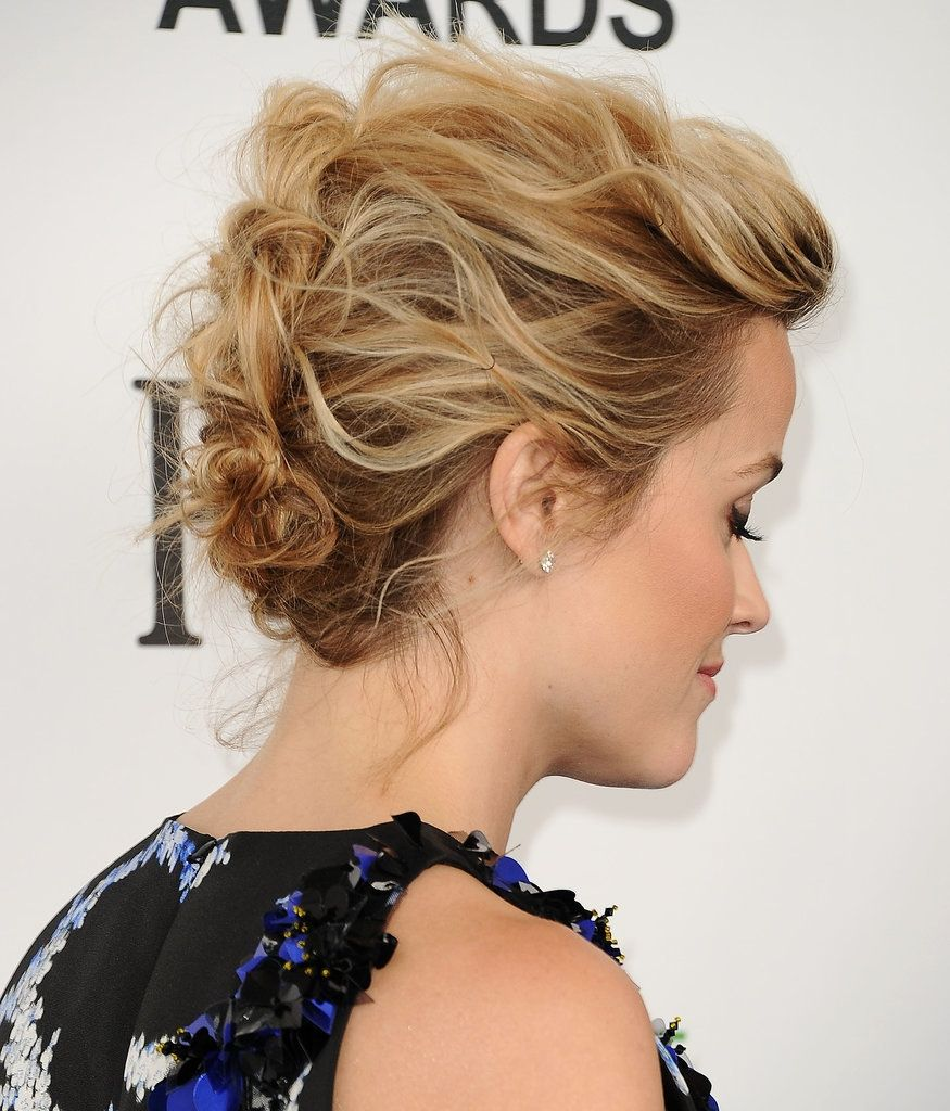 Mother Of The Groom Hairstyle For Medium Length Hair ...