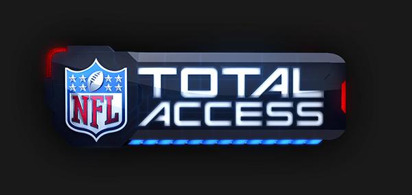 Nfl Network Total Access Rebrand On Behance Sport