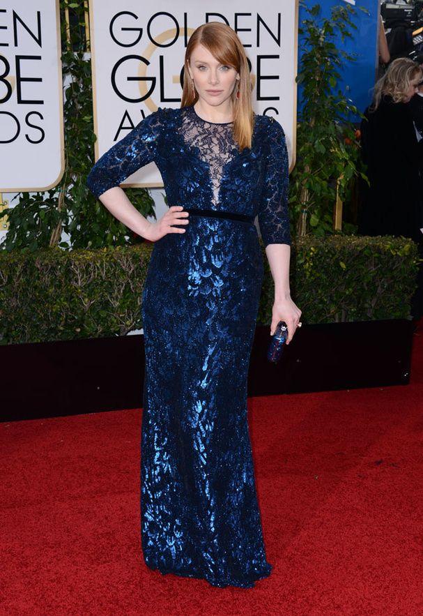 Bryce Dallas Howard au Golden Globes 2016