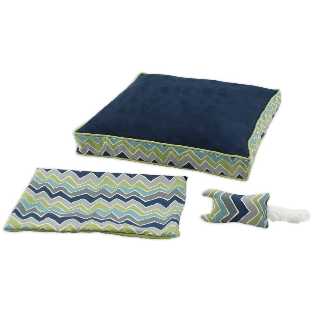 See Saw Pet Bed Set - Made in the USA