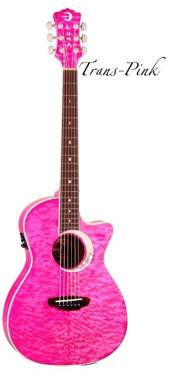 I got a pink guitar , a Lincoln town car ....
