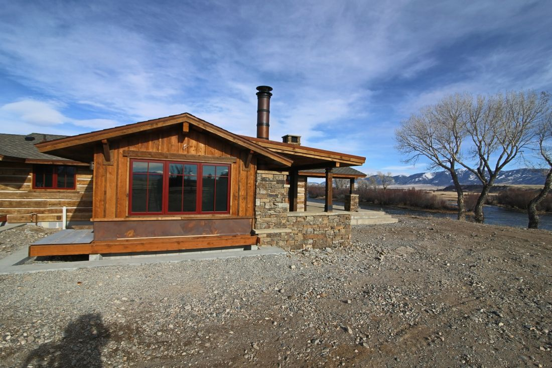 Projects | Yellowstone Custom Country Homes   Montana Custom Home Builders  Montana Custom Home Builders