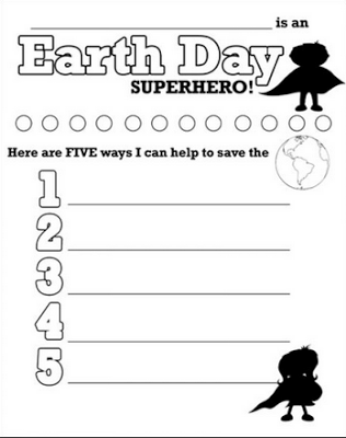 Earth Day Worksheet Kids Pinterest Worksheets Earth And Mondays