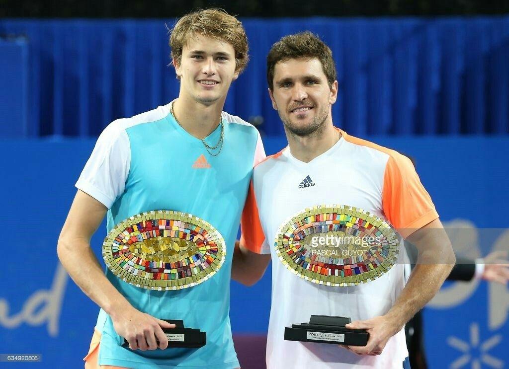 Zverev Brothers Alex And Mischa Wimbledon Alexander Zverev Nestor