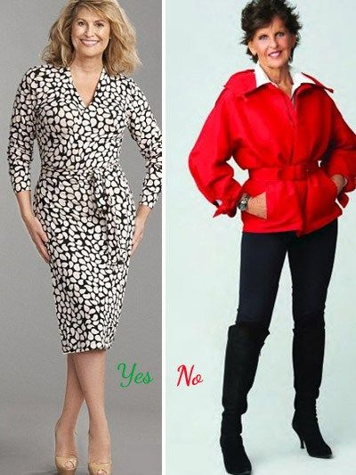 do's and don'ts for a fifty year-old woman | art | pinterest
