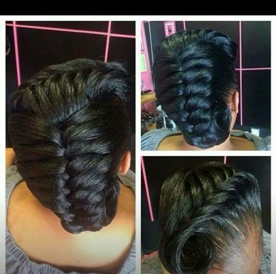 Black Hair 15 Simple And Stunning Fishtail Braid Styles