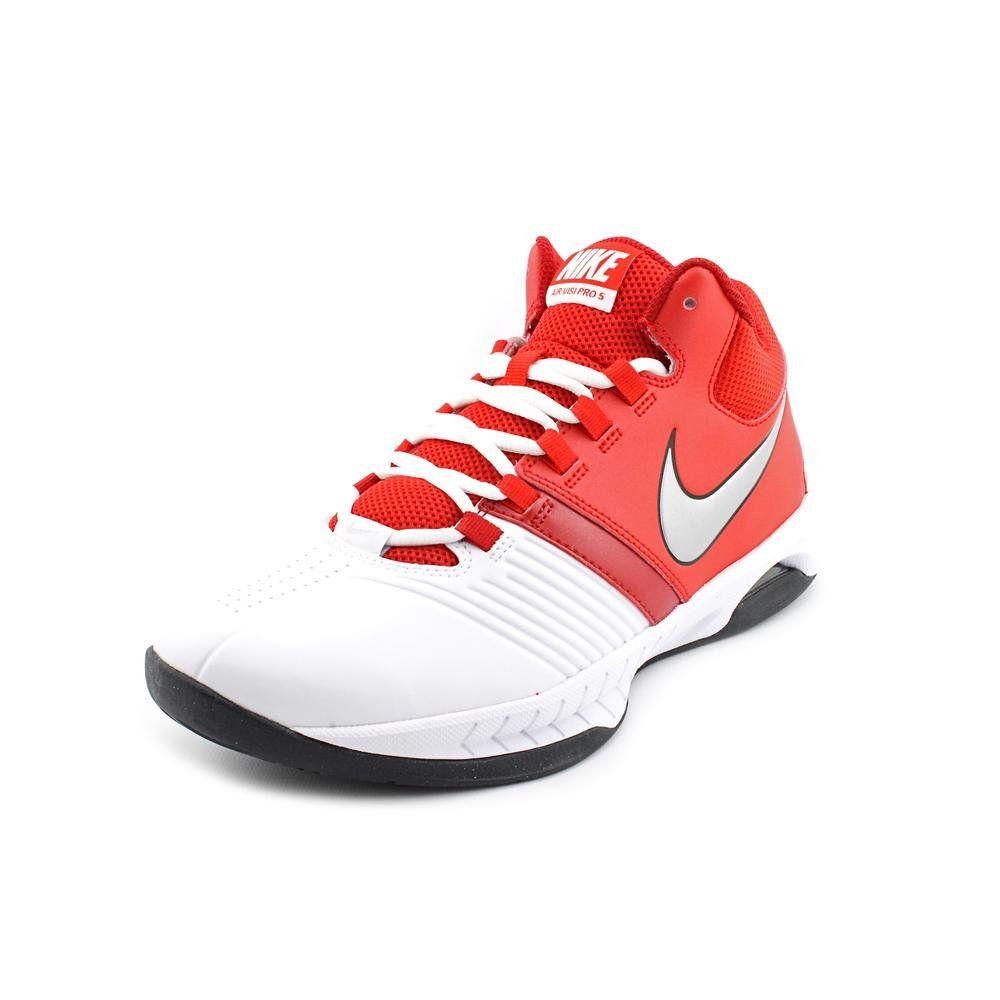 6f3dfd25a9c Amazon.com  Women s Nike Air Visi Pro V Basketball Shoe  Shoes ...