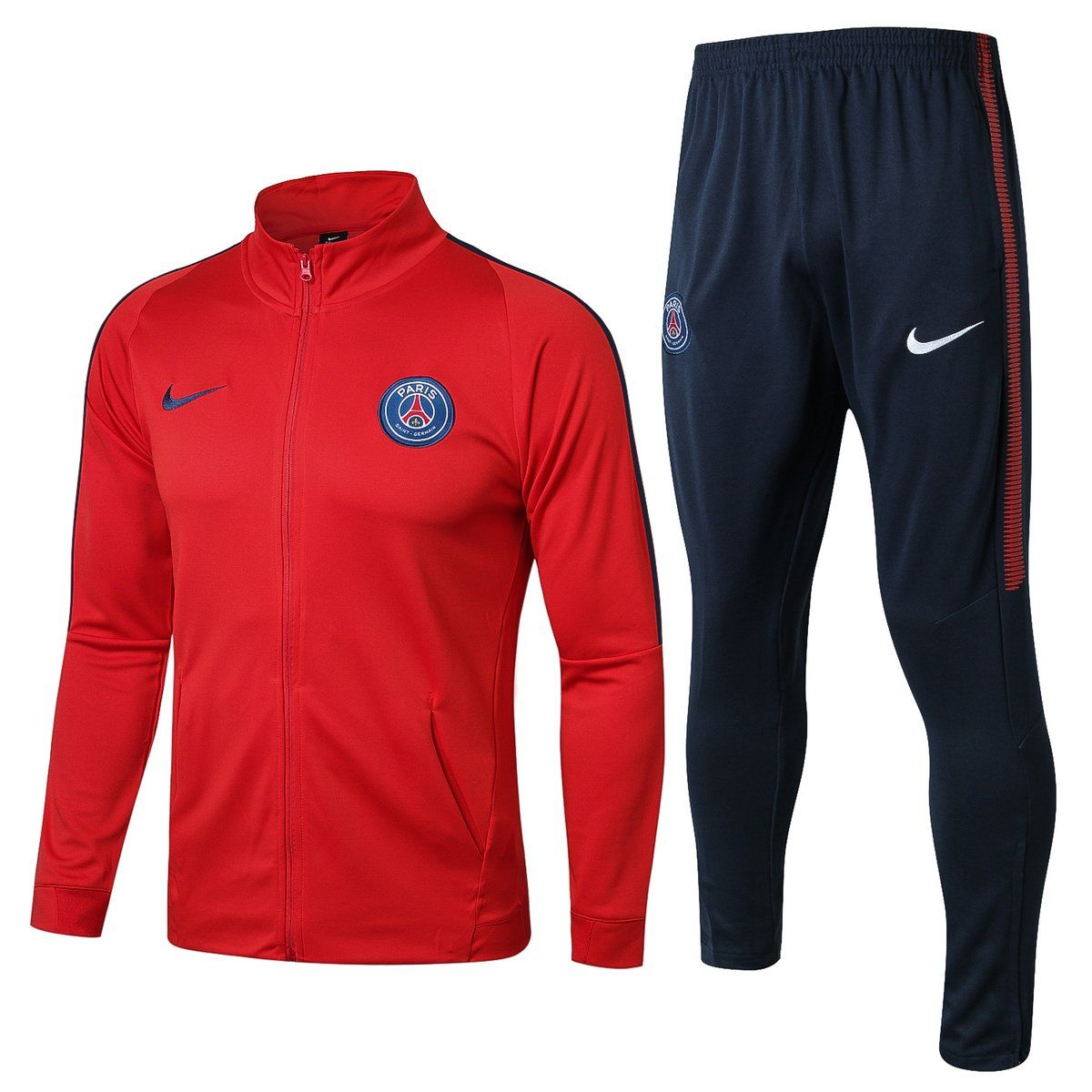 Paris Saint Germain F.C. Football club PSG Nike 2017 18 Pre