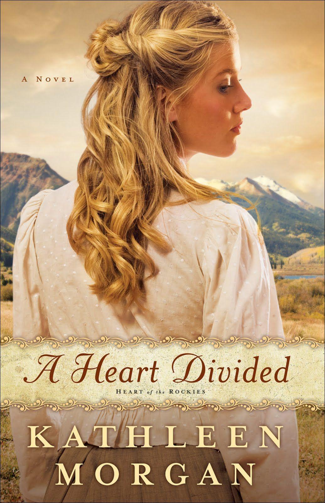 Kathleen A Heart Divided Historical fiction