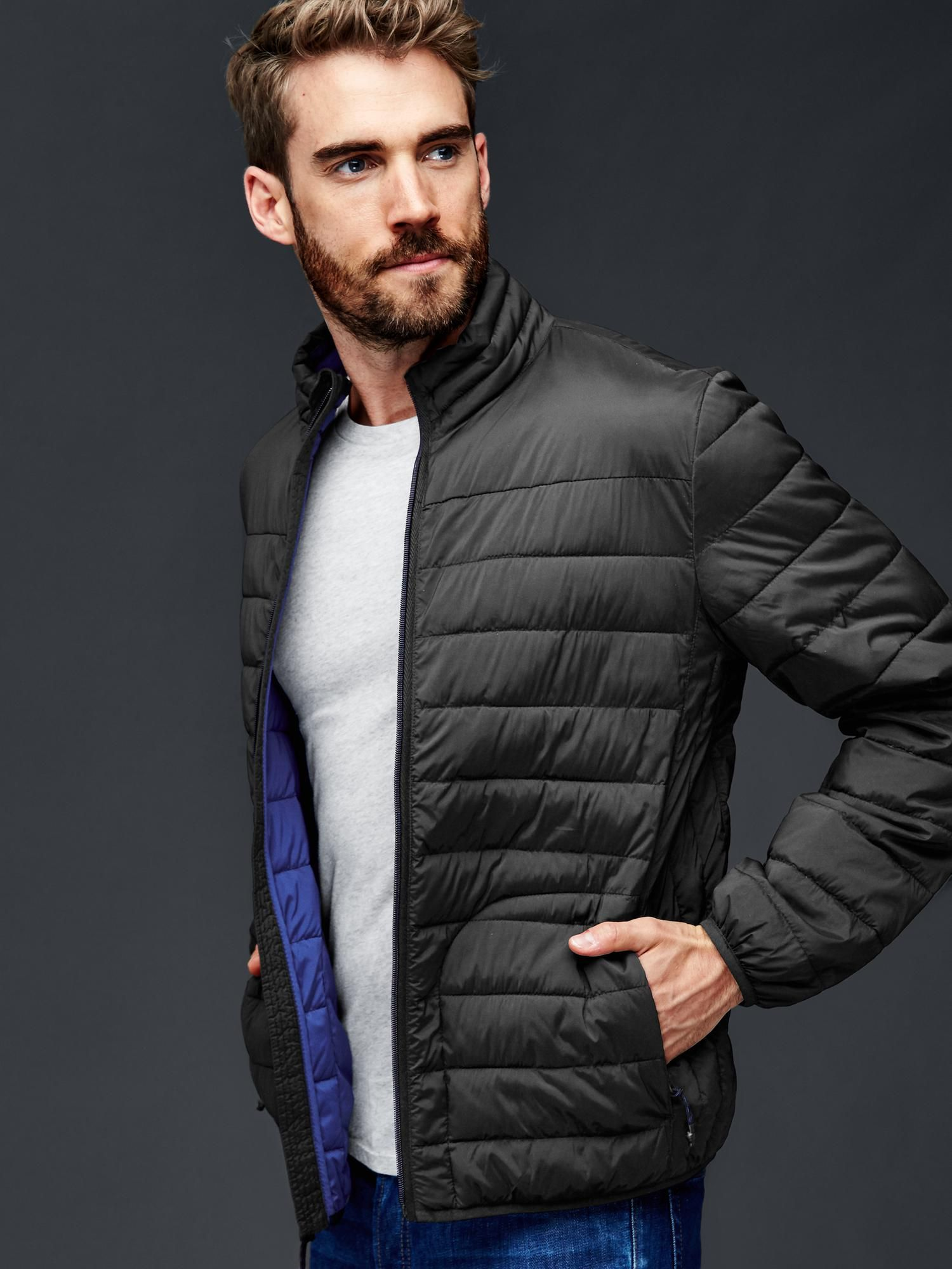 Coldcontrol Lite Stretch Puffer Jacket Gap Winter Jackets Fashion Puffer Jackets [ 2000 x 1500 Pixel ]