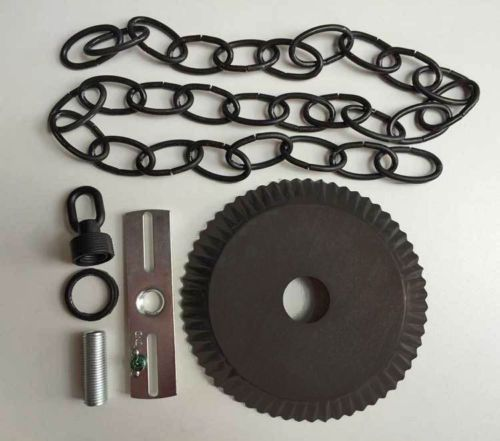 Details About Ceiling Plate Canopy Kit W 3 Of Chain In Kettle