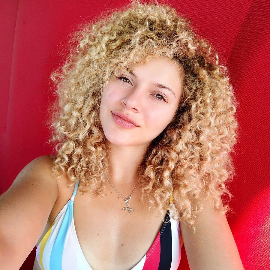 how to diffuse curly hair manes by mell