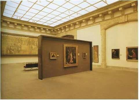 Sala Raffaello Pinacoteca Ambrosiana