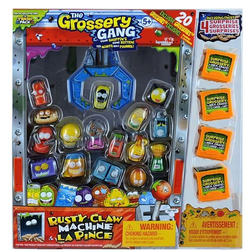 Toys R Us Slot Machines : The grossery gang series mega pack faces pinterest