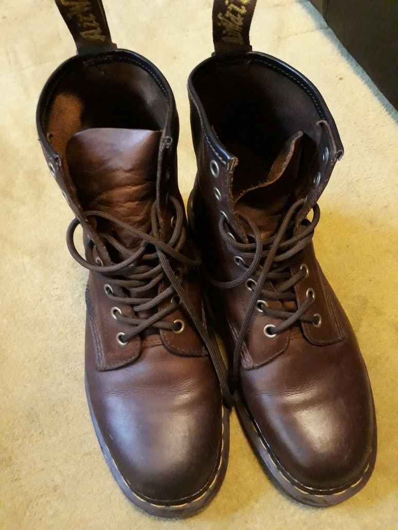 My New Docs Incredibly Comfortable Straight From Box Dr Martens