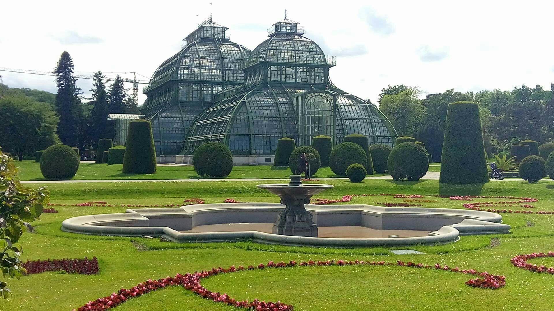 Resultado de imagem para Viena botanic garden