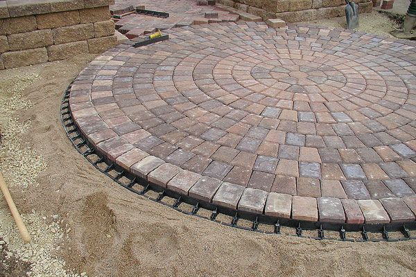 30 Stupendous Paver Patio Designs  Slodive  Fire Pits. Gluckstein Home Patio Furniture Reviews. Kroger Patio Furniture Reviews. Craigslist Nyc Patio Furniture. Outdoor Furniture Under $1000. Patio Furniture Warehouse Mississauga. Hampton Bay Patio Furniture Lowes. Patio Furniture Long Beach Island. Outdoor Furniture L Couch