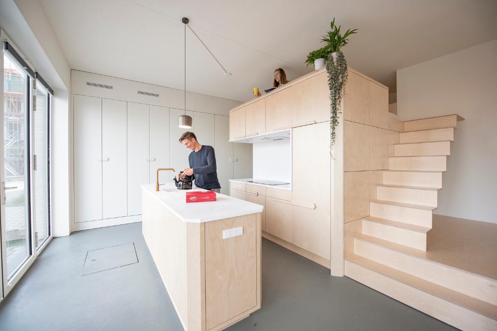 Gallery of Loft Buiksloterham / Heren 5 Architects – 1