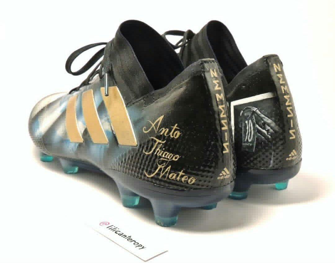 low priced 9ec18 ebd77 Némesis Adidas Messi