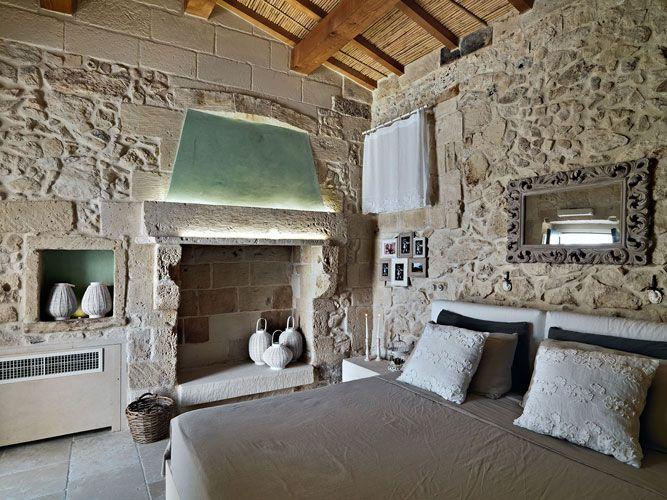 Capasa interno fico 1 masserie e antiche dimore for Arredamento rustico italiano
