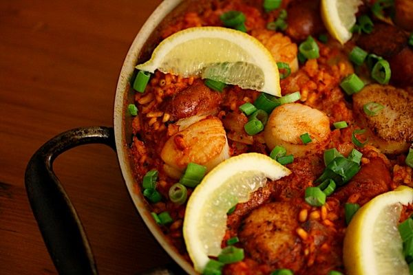Spanish food my collage for the artists way pinterest spanish food forumfinder Images