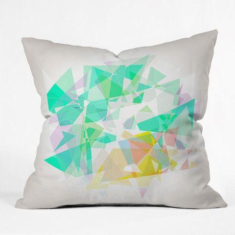 Gabi Providence Throw Pillow