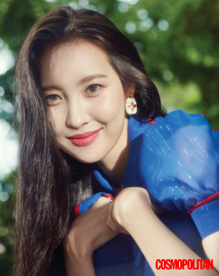 Most beautiful girl in south korea