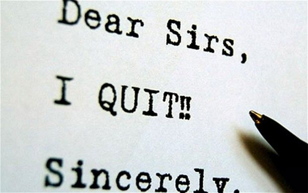 The Dos And Don'Ts Of Job Resignation. #Resignation #Quit #Resign