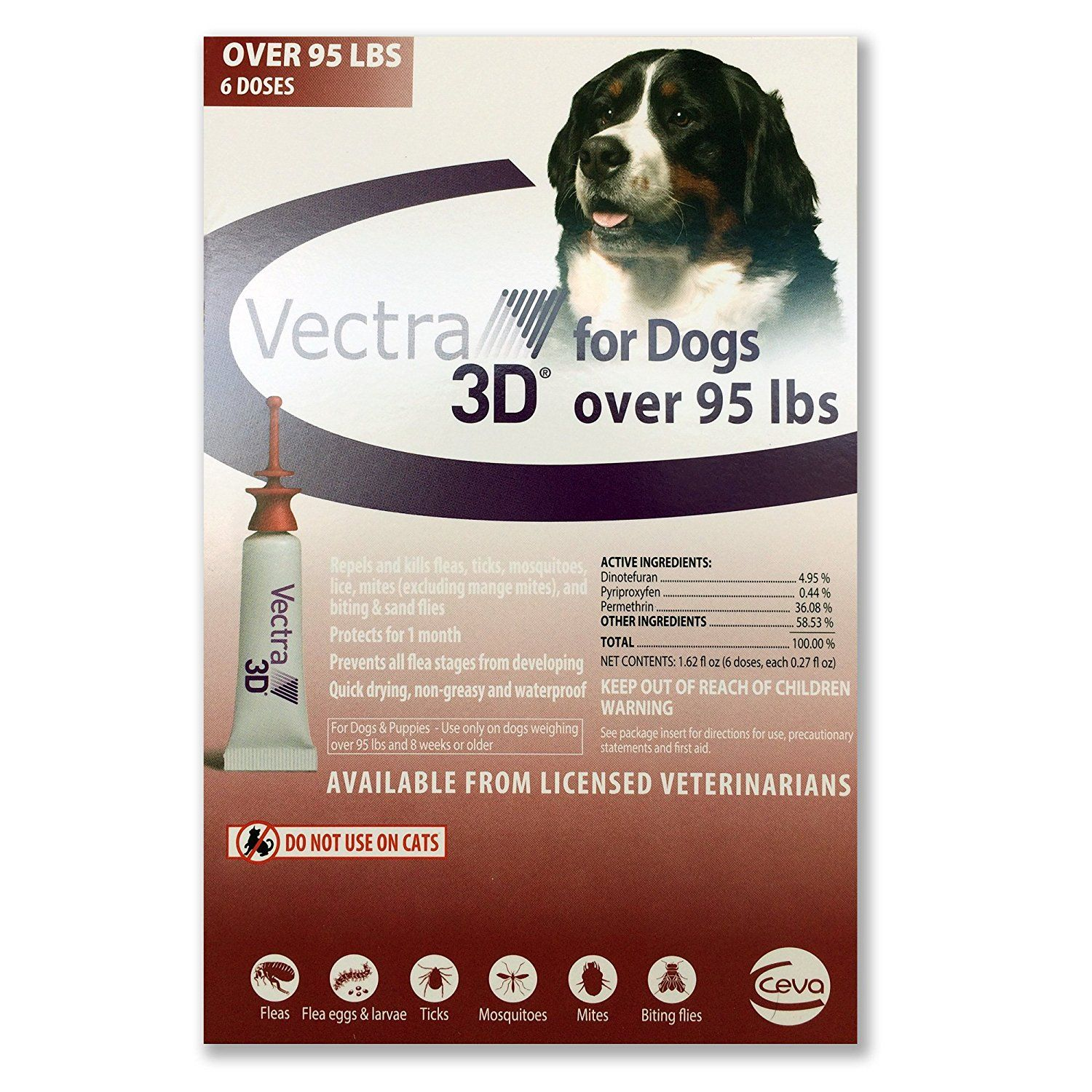 Vectra For Dogs Over 95 Lbs Check Out This Great Image Flea And Tick Control