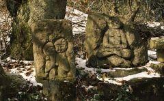 長野県の青木村というところにある珍スポット修那羅峠の石神石仏を紹介しようと思います 約標高1000メートル安宮神社というお宮の境内に石神石仏が700800体が並んでいます 特異な像異形の神が数多いのもユニーク tags[長野県]