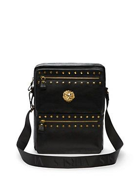 Versace - MENS STUDDED SHOULDER BAG  9a8350411915a