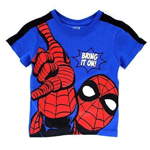 Pin by ahmedkhlilaly on Boys Kids tops, Spiderman shirt, Boy
