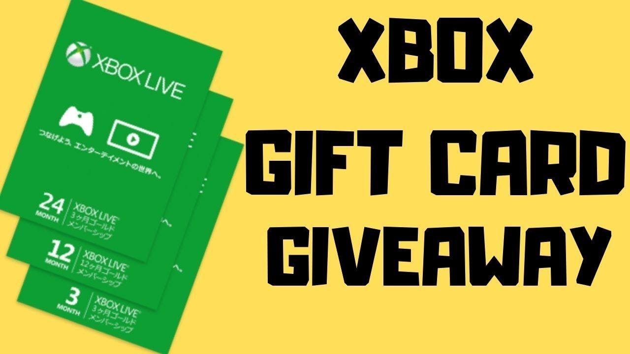 free xbox gift cards no human verification