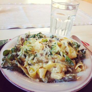 Best vegetiarn pasta options