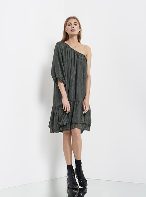 Henrietta By Numbers Silk Dress | Custommade.dk