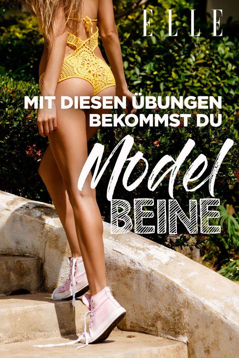 Alle Models lieben es: Slider-Workout für schlanke Beine | ELLE