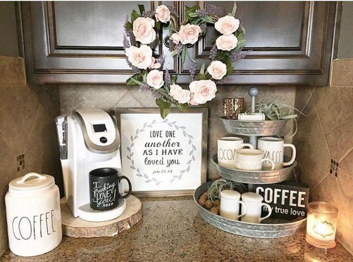 54 elegant kitchen desk organizer ideas to look neat