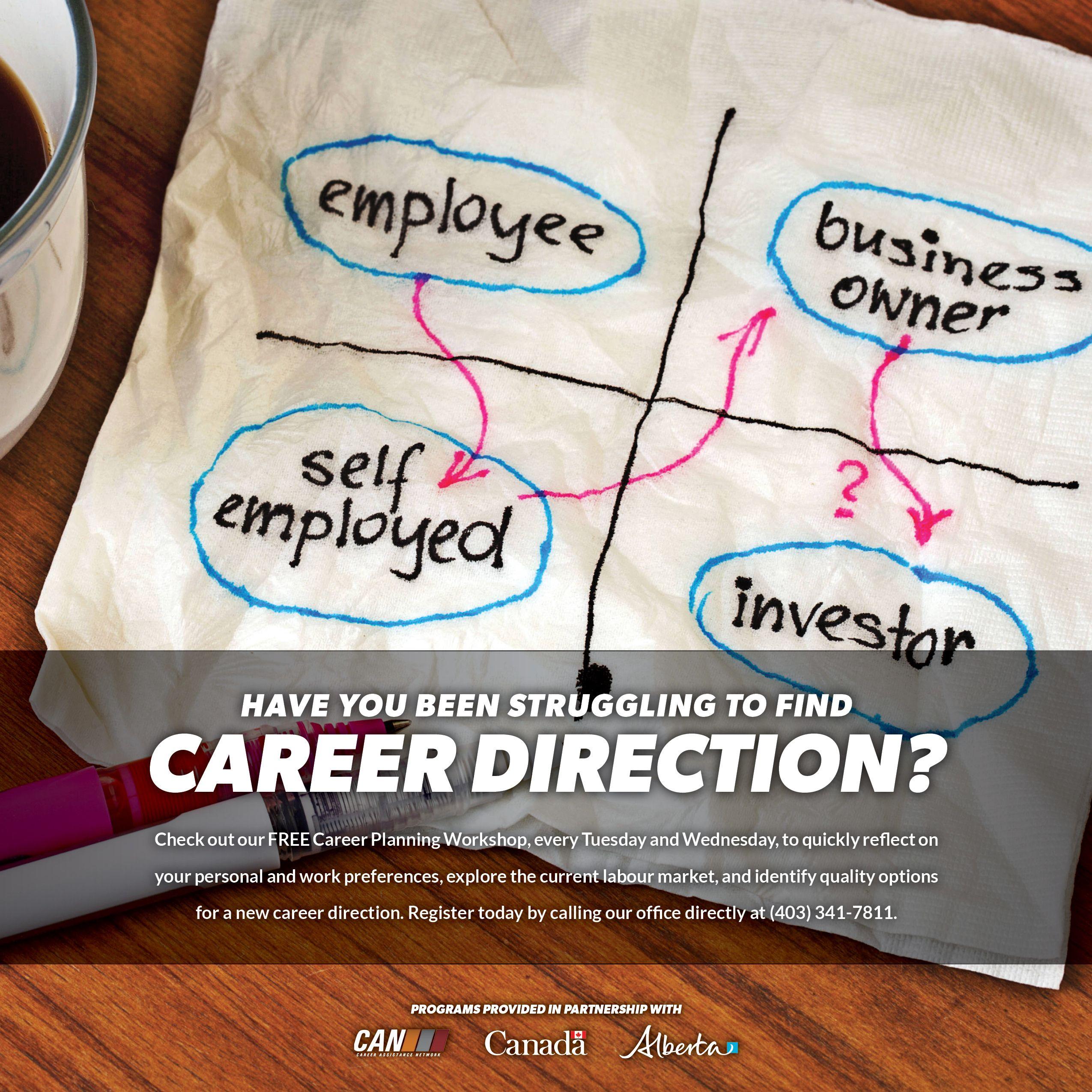 career assistance network