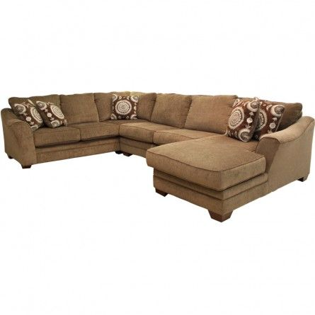 Cosmo Marble Sectional Gallery