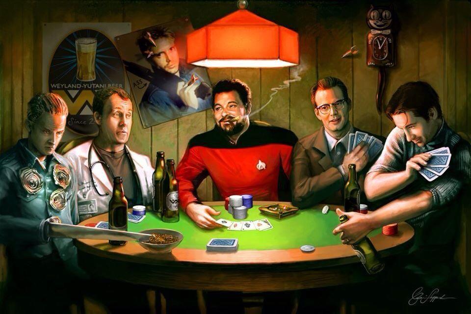 Poker The Star