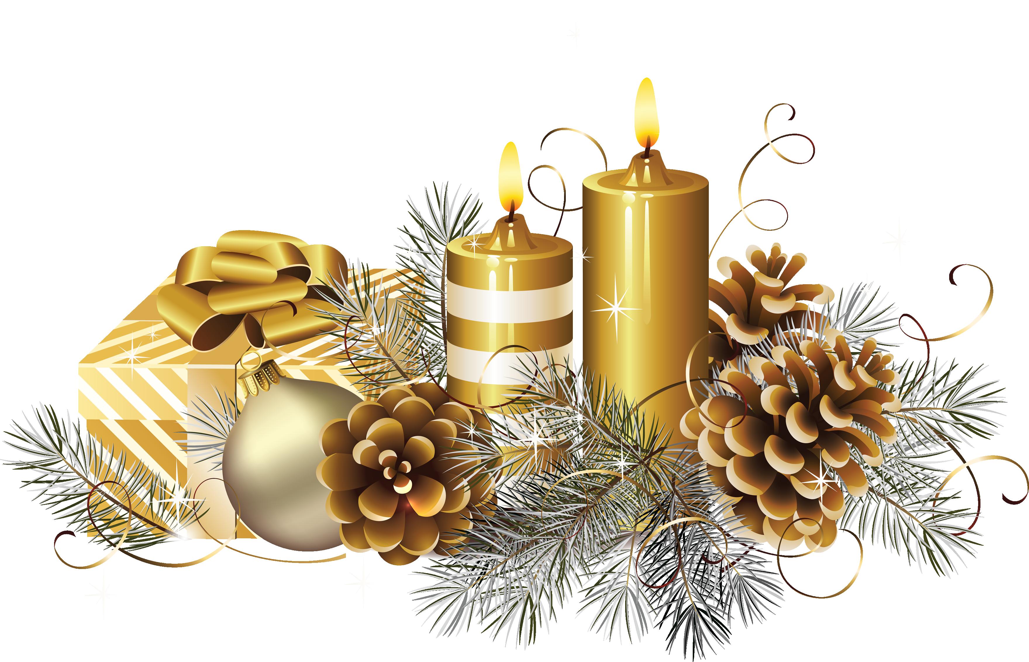 Christmas Candle S Png Image Christmas Candles Christmas Candle Xmas Deco