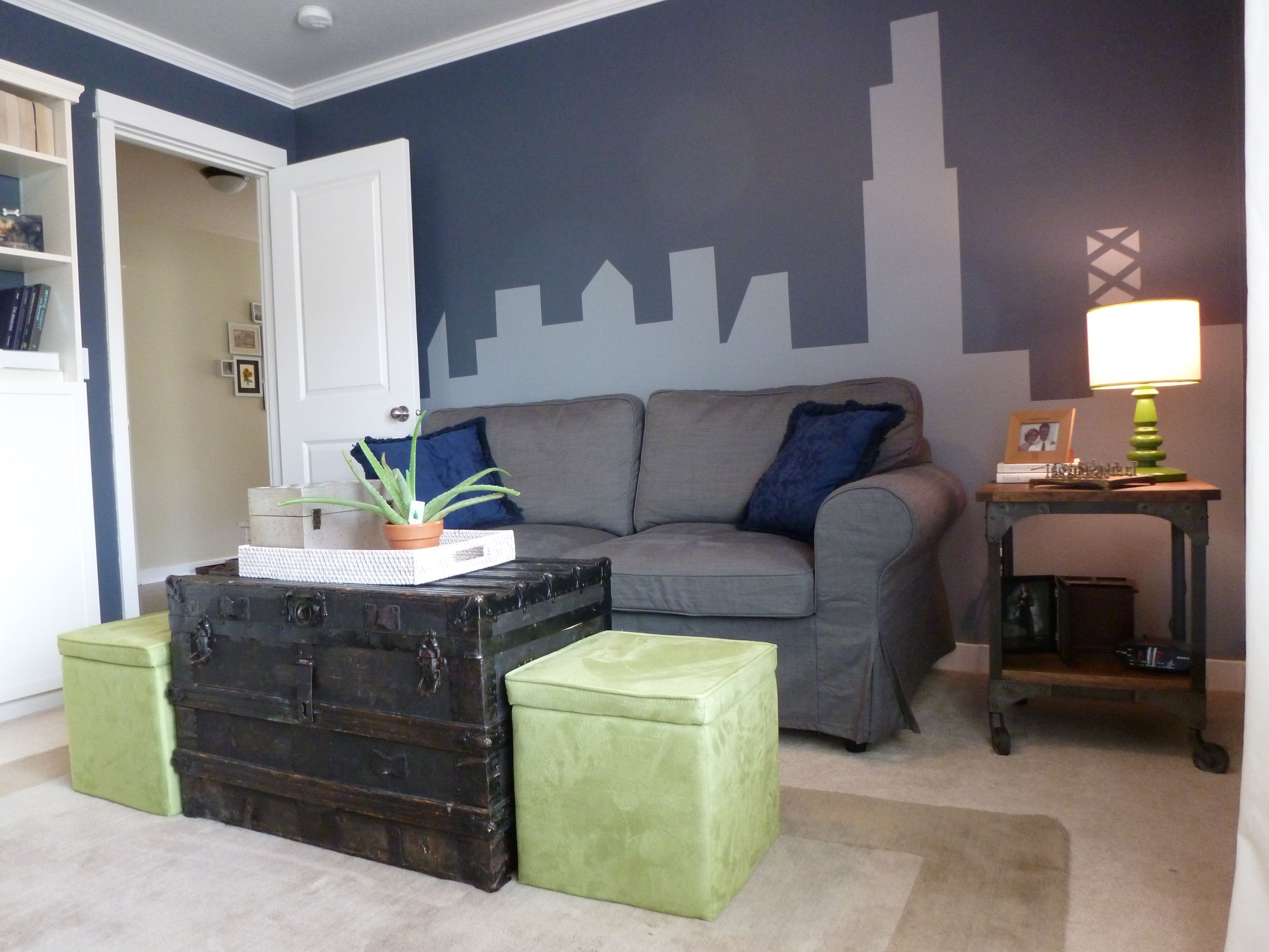 light blue and gray bedroom 17 4320—3240